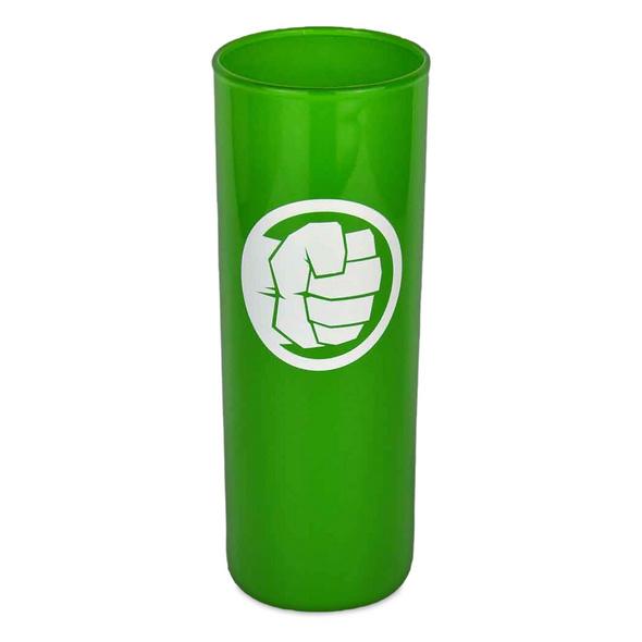 Hulk - Faust Logo Glas grün