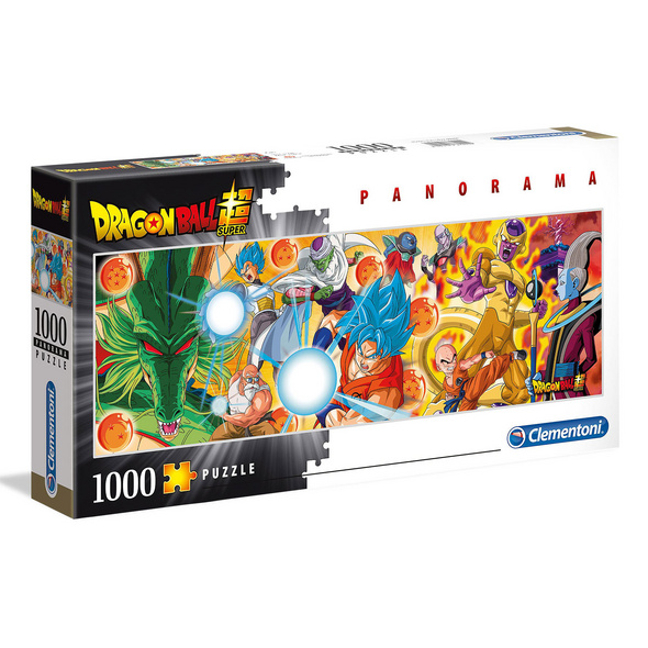 Dragon Ball - Characters Panorama Puzzle