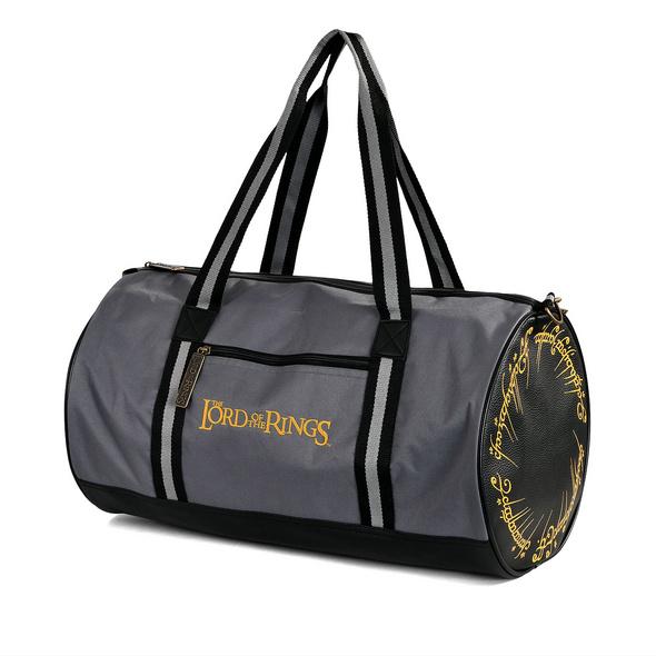 Herr der Ringe - Die Eine Sporttasche schwarz