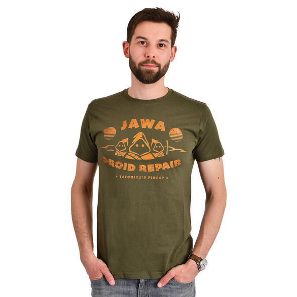 Star Wars - Jawa Droid Repair T-Shirt grün