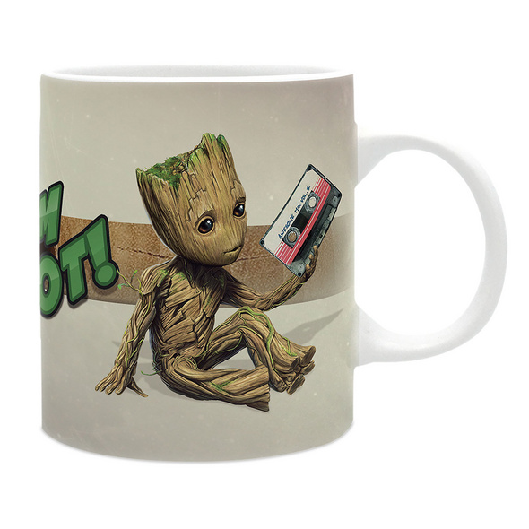 Guardians of the Galaxy - Groot Tasse