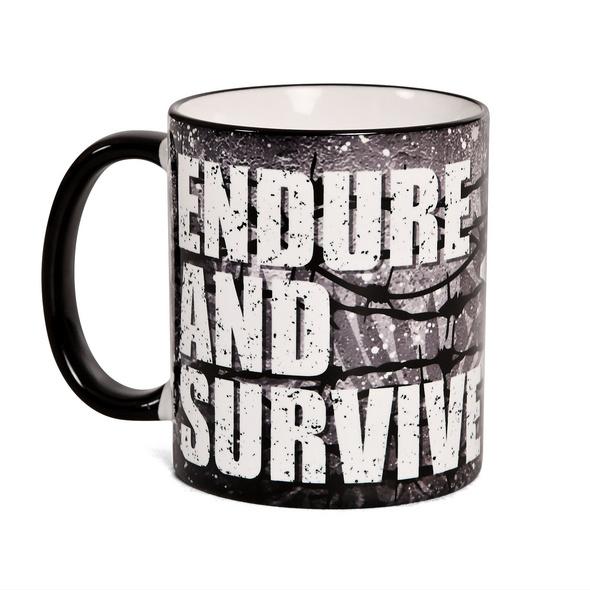 Endure and Survive Tasse für The Last of Us Fans