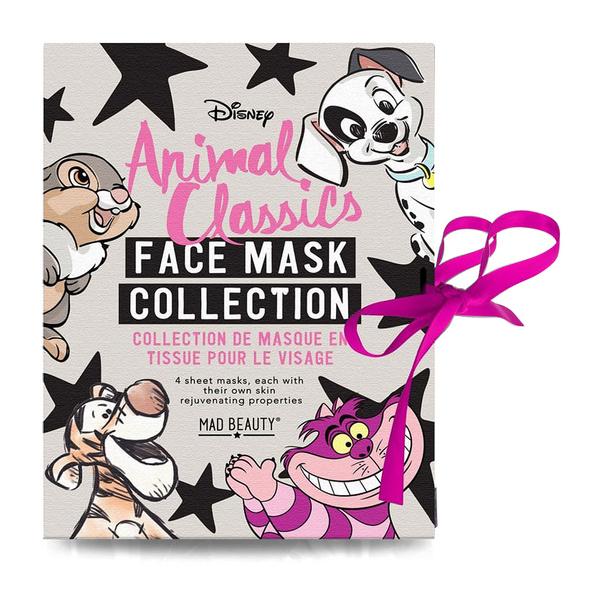 Disney - Animal Classics Sheet Masken 4er Set