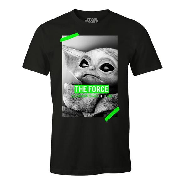 The Child The Force T-Shirt schwarz - Star Wars The Mandalorian
