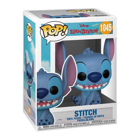 Lilo & Stitch - Stitch Smiling Funko Pop Figur