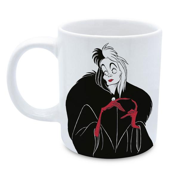 Disney - Cruella Tasse mit Glitzer