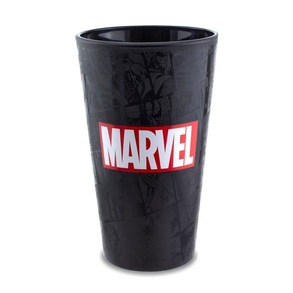 Marvel - Logo Glas