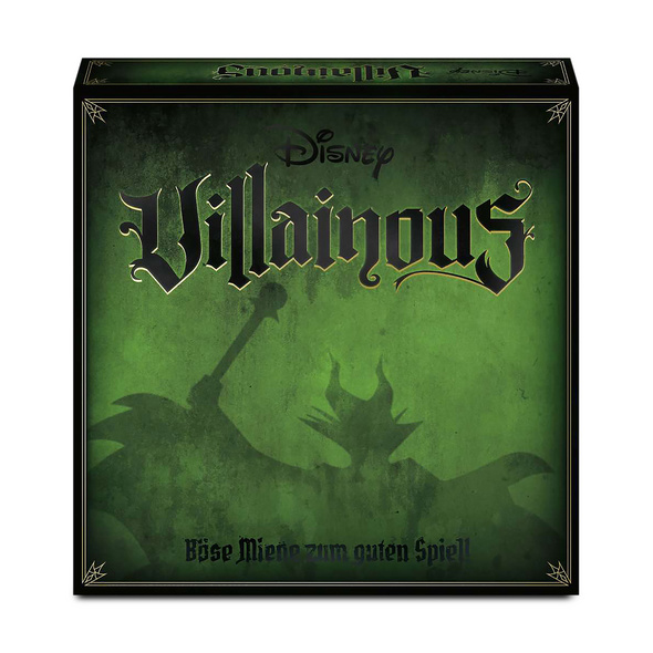 Disney Villainous Gesellschaftsspiel - Böse Miene zum guten Spiel