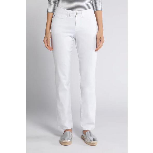 Gina Laura Jeans Tara, 5-Pocket-Schnitt, weites, gerades Bein