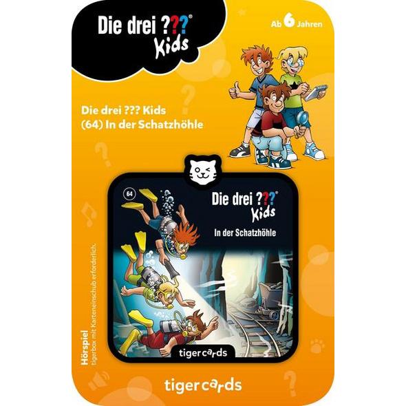 Tigercard - ??? Kids - In der Schatzhöhle
