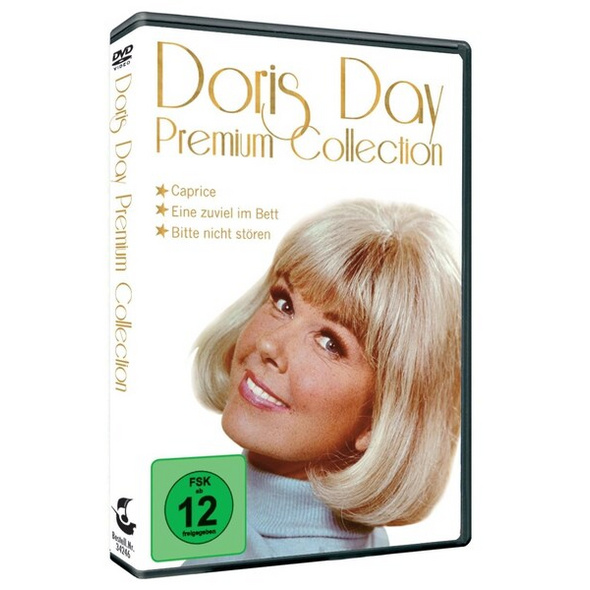 Doris Day - Premium Collection  [3 DVDs]