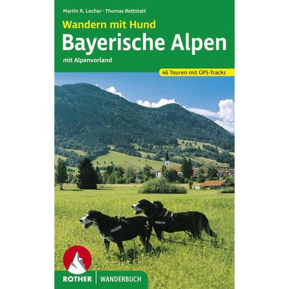 Wandern mit Hund Bayerische Alpen