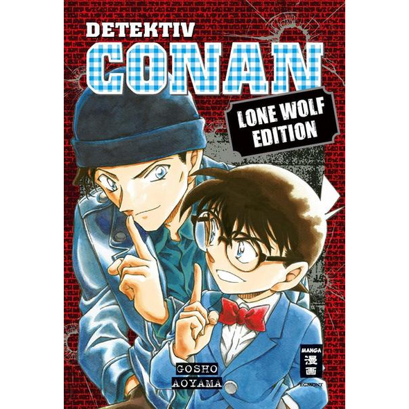 Detektiv Conan Lone Wolf Edition