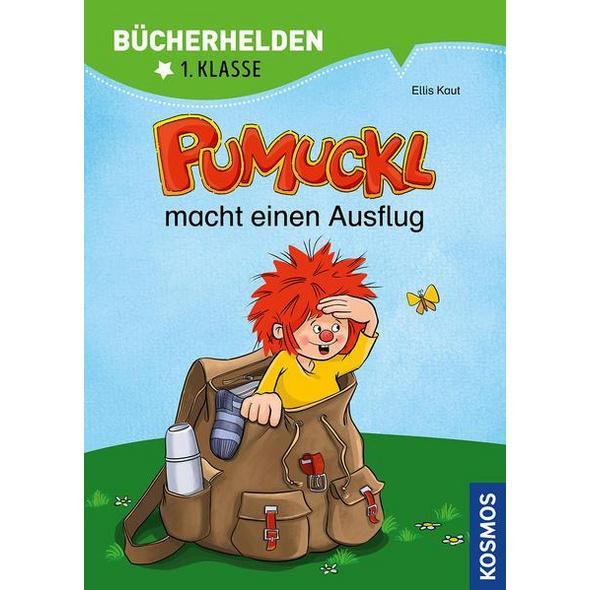Pumuckl, Bücherhelden 1. Klasse, Pumuckl macht einen Ausflug