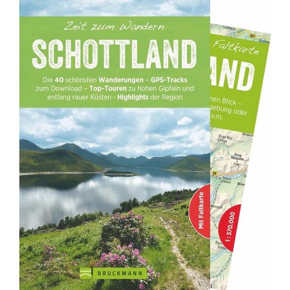 Zeit zum Wandern Schottland