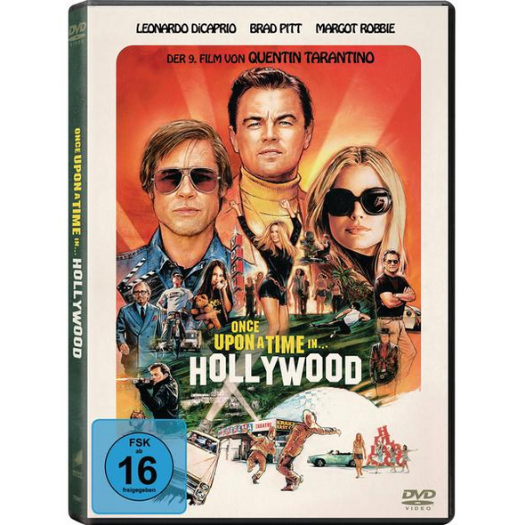 Once upon a time in... Hollywood