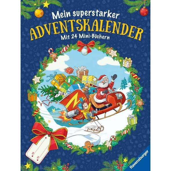 Mein superstarker Adventskalender