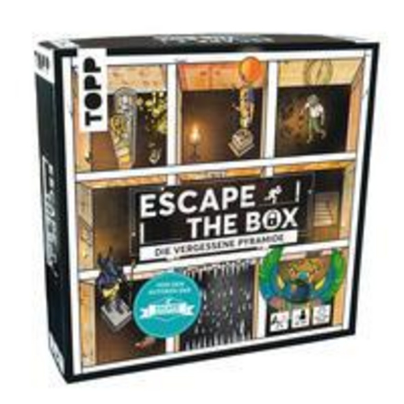 Escape The Box - Die vergessene Pyramide (Spiel)