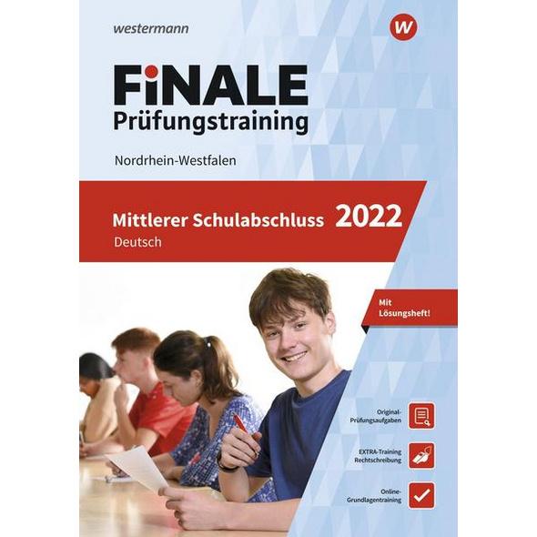 FiNALE Prüfungstraining / FiNALE - Prüfungstraining Mittlerer Schulabschluss Nordrhein-Westfalen