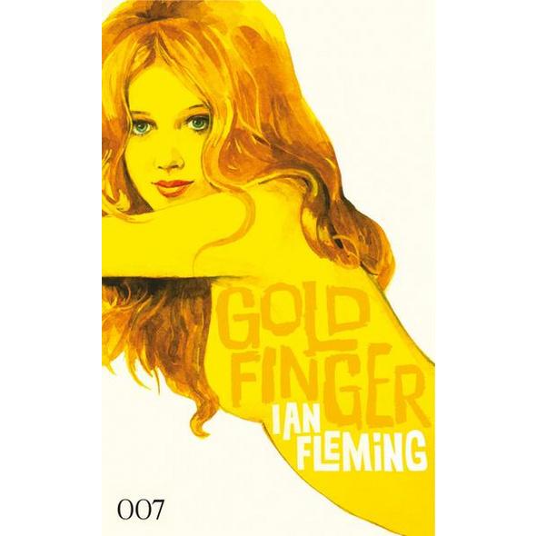 Goldfinger / James Bond Bd.7
