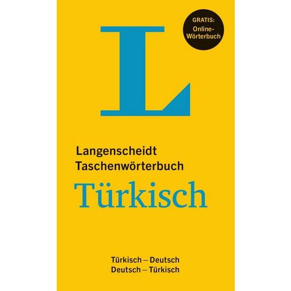 Langenscheidt Taschenwörterbuch Türkisch - Buch mit Online-Anbindung