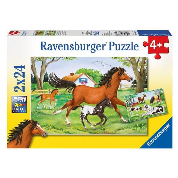 Ravensburger Welt der Pferde