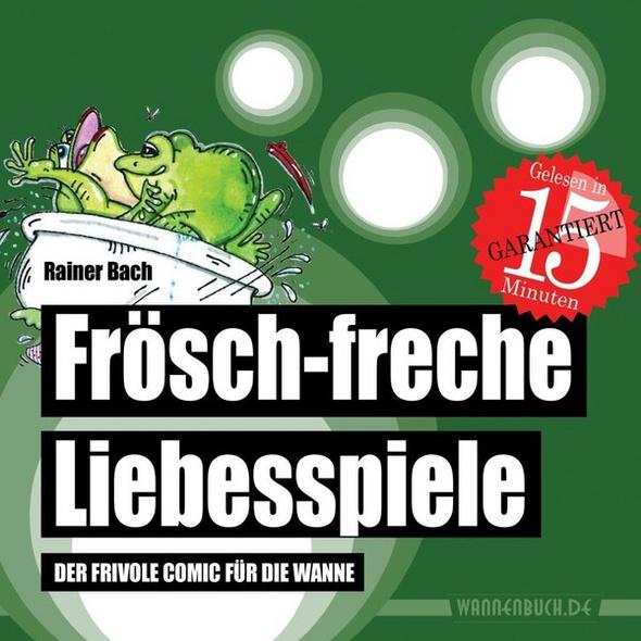 Frösch-freche Liebesspiele