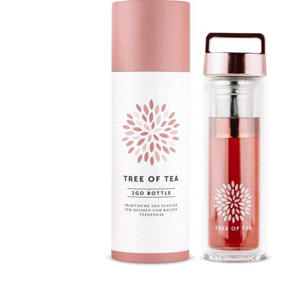 Tree of Tea 2Go-Bottle, rosé
