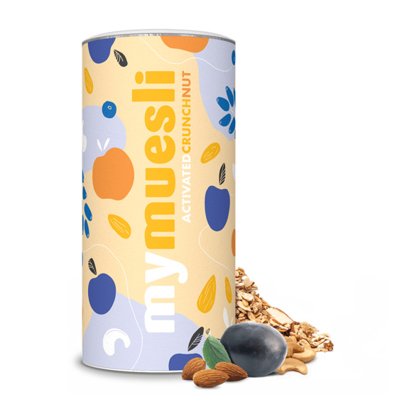 Activated Crunch Nut