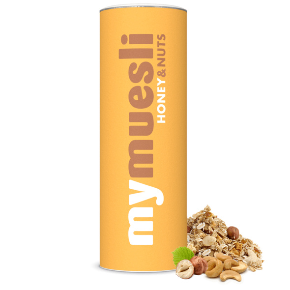 Honey-Nut Müsli