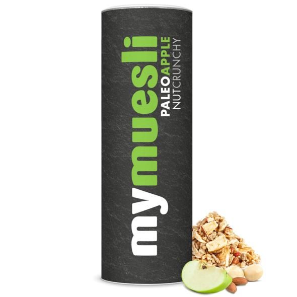 Paleo Apple Nut Crunchy