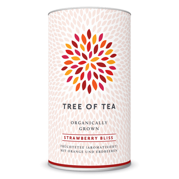 Tree of Tea Strawberry Bliss