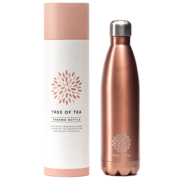 Tree of Tea Thermo-Bottle