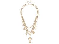 Kette - Golden Crosses