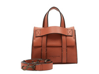 Mini Handtasche mit dekorativen Riemen - Trudie Satchel XS