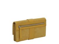 Portemonnaie aus Wildleder und vollnarbigem Glattleder - Dia Slam