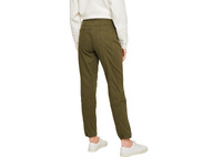 Regular Fit: Tapered leg-Hose - Twill-Hose