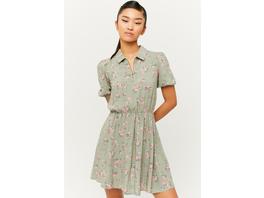 Kurzärmliges Mini Kleid