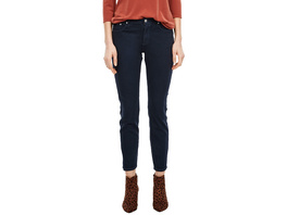 Slim Fit: Ankle-Jeans - Stretchjeans