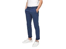 Slim Fit: Chino aus Baumwollstretch - Hose