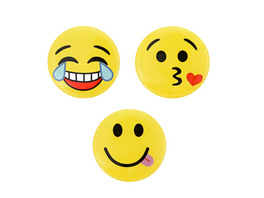 Pin - Happy Smileys