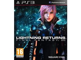 SquareEnix Lightning Returns - Final Fantasy XIII