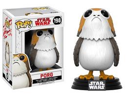 Star Wars Episode VIII - POP! Vinyl-Figur Porg
