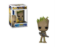 Marvel Avengers Infinity War - POP! Vinyl-Figur Teen Groot