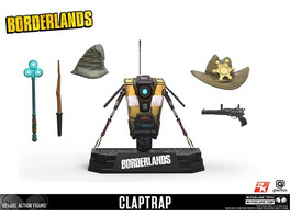 Borderlands 2 - Figur Claptrap (inkl. DLC)