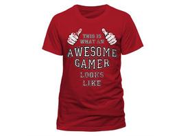 CID Originals - T-Shirt Awesome Gamer (Größe M)