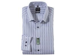 OLYMP Luxor Hemd, modern fit, Under-Button-down