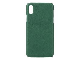 Smartphone-Hülle aus formstabilem Leder - Basic Dobby iPhone X