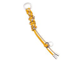 Schlüsselring mit geknüpftem Anhänger - Folded Keychain