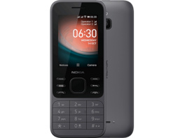 Nokia 6300 4G 4 GB Charcoal